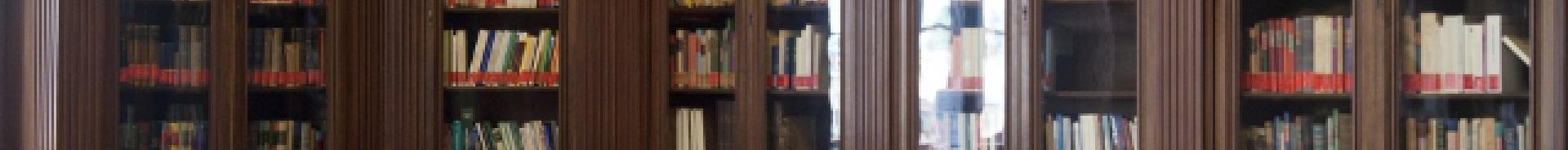 foto biblioteca sezione romano